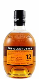 GLENROTHES 12 YEAR OLD  700ml