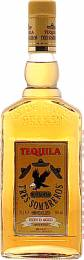 TRES SOMBREROS GOLD 700ml