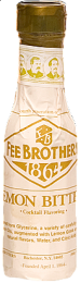 FEE BROTHERS LEMON 150ml