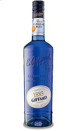 ΛΙΚΕΡ GIFFARD BLUE CURACAO  700ml
