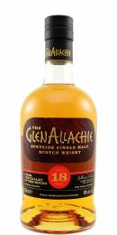GLENALLACHIE 18 YEAR OLD 700ml