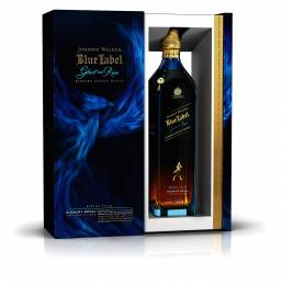JOHNNIE WALKER BLUE LABEL GHOST AND RARE: GLENURY ROYAL 700ml