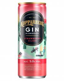 KOPPARBERG STRAWBERRY LIME CIDER 250ml