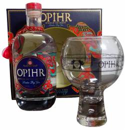 OPIHR ORIENTAL SPICED 700ml ΜΕ 1 BRANDED ΠΟΤΗΡΙ