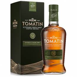 TOMATIN 12 YEAR OLD 700ml