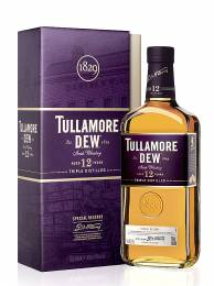 TULLAMORE DEW 12 YEAR OLD  700ml