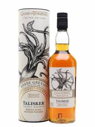 GAME OF THRONES HOUSE GREY JOY - TALISKER SELECT RESERVE 700ml
